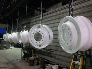 Retail Powder Coating - Barker's Coating Solutions